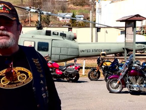 Biker club donns boxers and cruises to raise money for the elderly