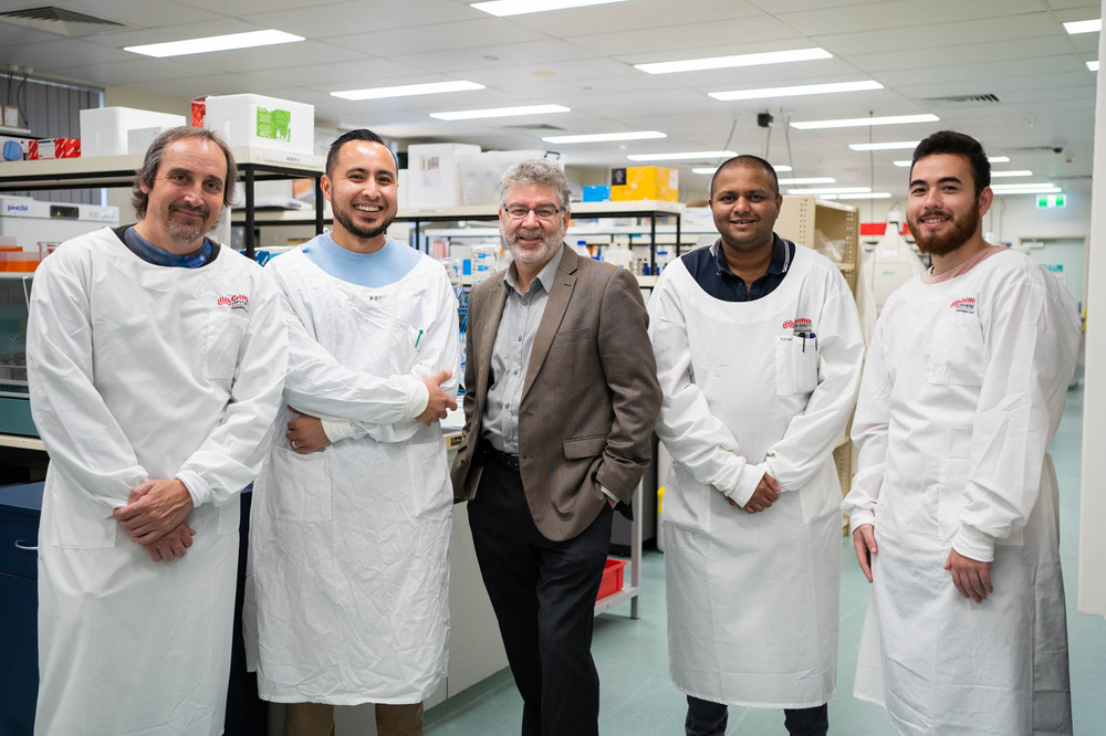 City of Hope and Griffith University develop direct-acting antiviral to treat COVID-19