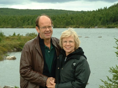 We found such happiness in the wake of such a disaster -- Woman meets husband on 9/11