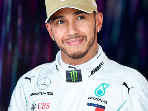 Lewis Hamilton donates £20m pound to charitable foundation to empower youth in UK
