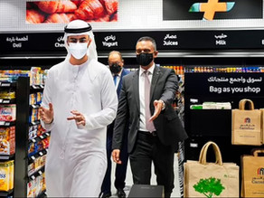 First cashier-less supermarket in the Middle East opens in Dubai