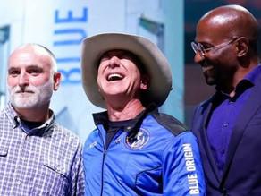 Courage and Civility - Jeff Bezos donates $200 million to unify a divisive world
