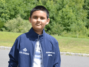 Abhimanyu Mishra Becomes Youngest Grandmaster In Chess History