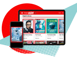 TIME for Kids Launches New Digital Subscription to Bring Its Trusted Classroom News Content to Homes