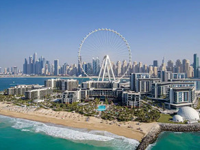 Ain Dubai, the world's tallest observation wheel, opens to the public this month