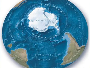 Earth has a new Southern Ocean according to National Geographic