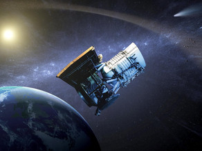 Asteroid-Hunting Space Telescope Gets Two-Year Mission Extension