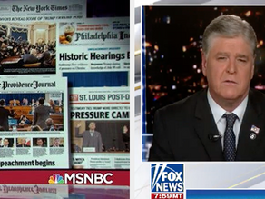 The real bias in news coverage is different than you might think according to new study