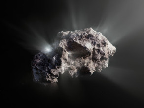 100 TRILLION objects like Borisov are visitors to our solar system from interstellar space