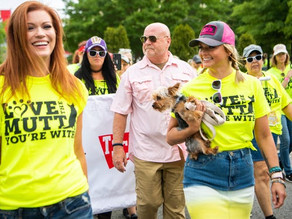 A $250,000 donation from Miranda Lambert's MuttNation helps 'a whole lot of mutts'
