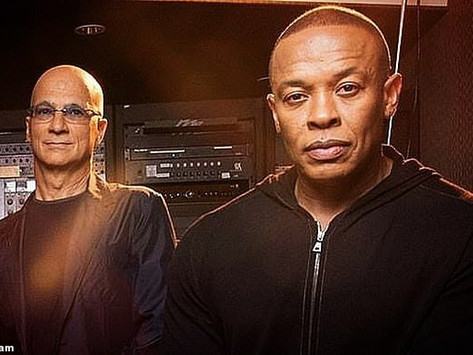 Music billionaires Dr. Dre and Jimmy Iovine to launch a new public high school in south LA