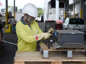 Auto sector shifts gear towards recycling parts and  batteries