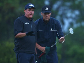 Mickelson and Brady team up again for charity golf match in support of COVID-19 relief