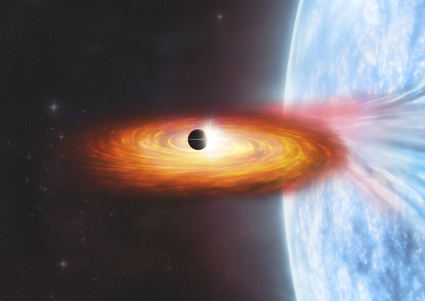 Astronomers may have discovered the first planet outside of our galaxy
