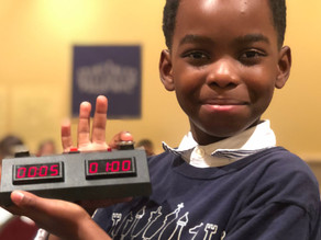 At 10-year-old, Nigerian born Tani Adewumi is America's youngest Chess Master