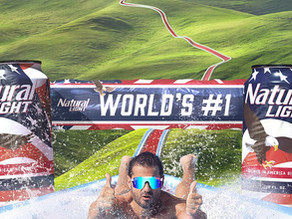 The world's longest slip & slide to be built at Canaan Valley Resort