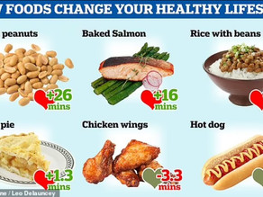 Small changes in diet shown to help you live healthier and longer