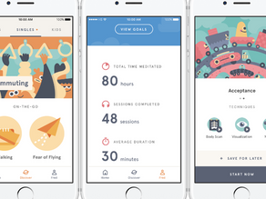 'Headspace' app could benefit people with asthma