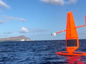 Saildrone's low-carbon ocean drones can help enable renewable energy
