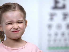 Screen time linked to risk of myopia in young people
