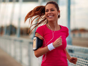 Running to music combats mental fatigue a study suggests