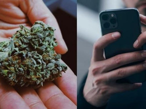 Smartphone sensors are capable of detecting if you are high on cannabus