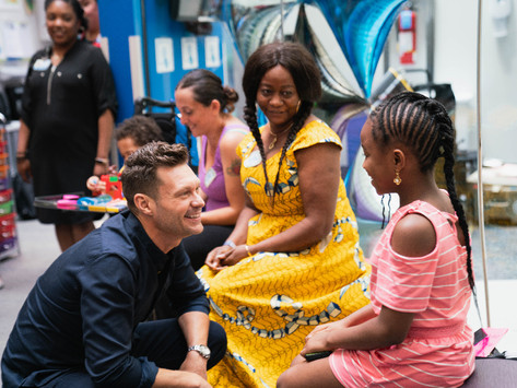 Jurassic Quest and Ryan Seacrest to bring dinosaur-themed experiences to children's hospitals
