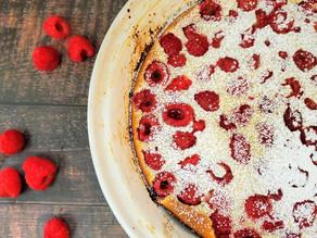 New treatment unlocks potential for baking raspberries