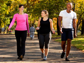 Taking your brain out for a walk is good for both your brain and your well-being