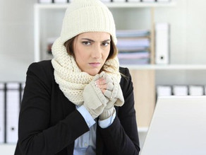 A new study reveals the evolutionary reason why women feel colder than men