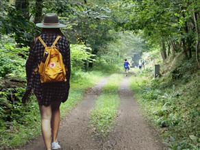 New mobile app provides real-time information to avoid crowded hiking trails