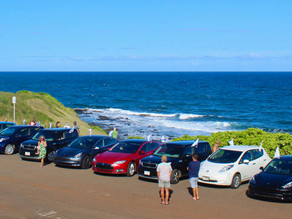 More EVs in Hawaii could reduce CO2 emissions by 93% in less than 30 years