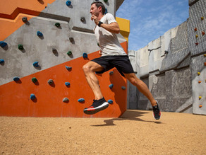 Do you have a bounce in your step?  You must be an elite runner