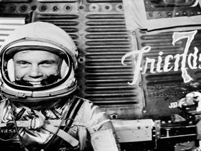 NASA celebrates 100th birthday of 1st American to orbit the Earth