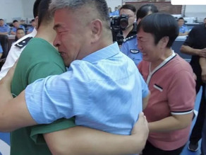 Persistent Father Never Gave Up Hope Finds Abducted Son After 24 Years