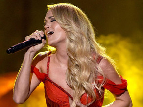 Carrie Underwood's Easter Concert Raises More Than $100,000 for Charity
