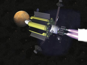 New plasma rocket engine could propel astronauts to Mars and beyond