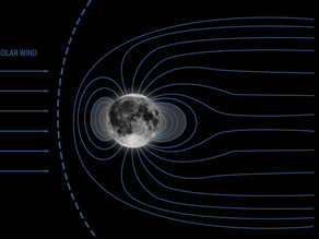 Lunar samples solve mystery of the moon's magnetic shield