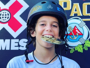 12-year-old Skateboarding Prodigy, Gui Khury, Lands First Ever 1080 in Competition