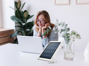 Common solar tech can be used to power smart devices indoors