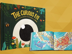 Curious Eye: The Interactive Book That Helps Identify Color Blindness in Kids