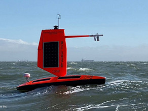 World first -- ocean drone captures footage from inside hurricane (video)