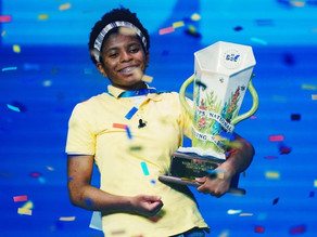 Zaila Avant-garde became the first African American to win the Scripps Spelling Bee