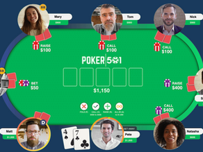 This Alexandria company created a platform to host virtual charity poker events