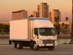 An eco-route for heavy-duty vehicles could reduce fuel consumption