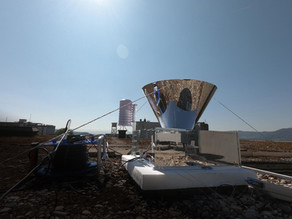 Harvesting water from the air, 24 hours a day, with no energy input
