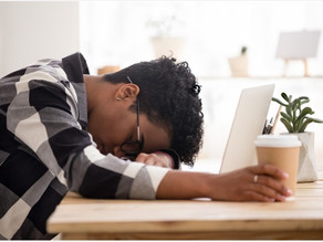 Rough night of sleep?  Don't count on caffeine to fight your sleep deprivation