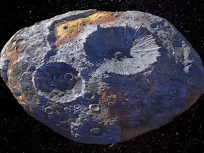 There are 10,000 Quintillion reasons for NASA to travel to asteroid 16 Psyche