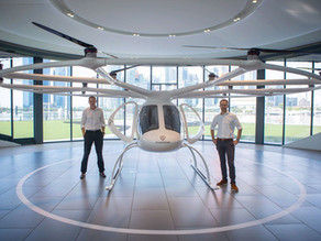 France debuts its first eco-friendly, electric air taxi: 'This is part of the solution'