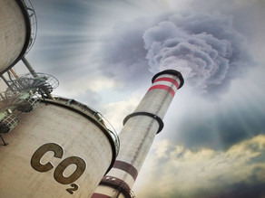 Out of thick air: Transforming CO2 into light-emitting carbon